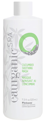 Organic Cucumber Soothing Mask