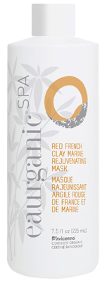 Organic Red French Clay Marine Rejuvenating Mask